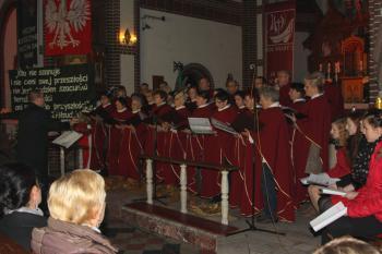 Galeria Lewin Brzeski - chór