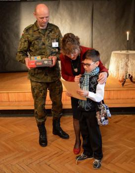 Galeria Konkurs recytatorski - wojsko