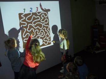 Galeria Przedszkolaki zaczytane