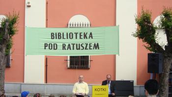 Galeria Biblioteka pod Ratuszem