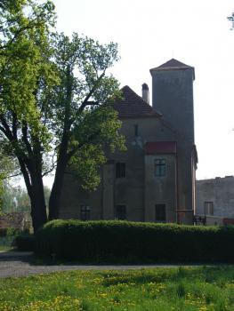 Zamek myśliwski w Kantorowicach