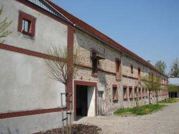 Zabudowania folwarczne - gospodarstwo Ptakowice
