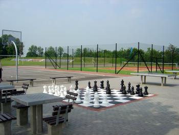 Kompleks sportowo - rekreacyjny w Łosiowie