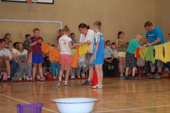 Galeria Piknik w szkole