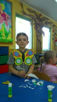 Galeria Przedszkolaki w świetlicy
