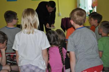 Galeria Dzień Dziecka w Świetlicy terapeutycznej