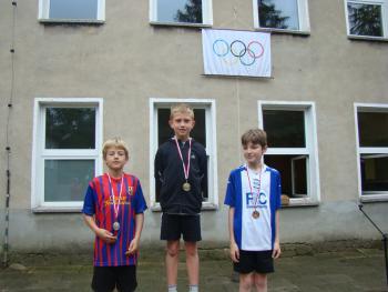 Galeria zawody sportowe Łosiów