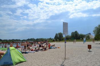 Galeria Otwarcie plaży