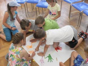 Galeria Półkolonie w szkole