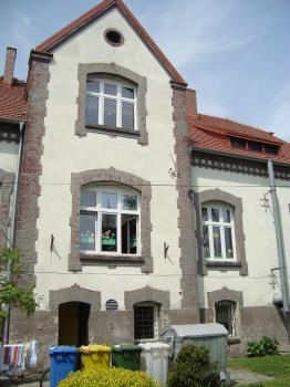 przedszkole nr 2 w Lewinie Brzeskim przed rewitalizacją