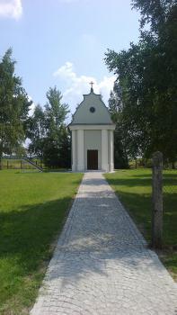 Galeria Mikolin- projekt kapliczka