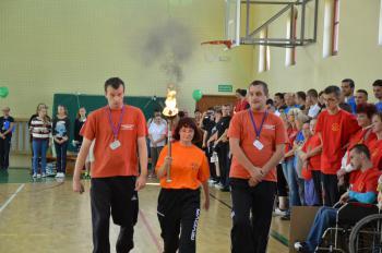 Galeria zawody niepełnosprawnych 2014