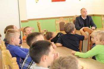 Galeria Dzieci u Burmistrza