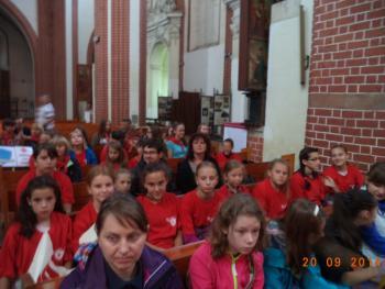 Galeria Caritas szkoła
