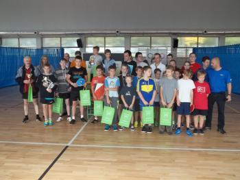Galeria Turniej tenisa 2014