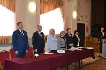 Galeria Ślubowanie radnych i burmistrza