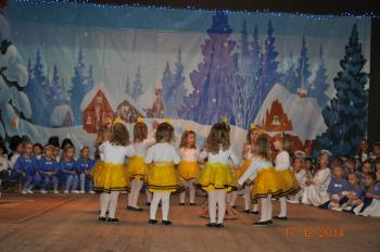 Galeria Przedszkole nr 1 Lewin Brzeski - święta
