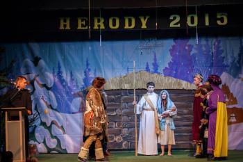 Galeria I dzień przeglądu HERODY