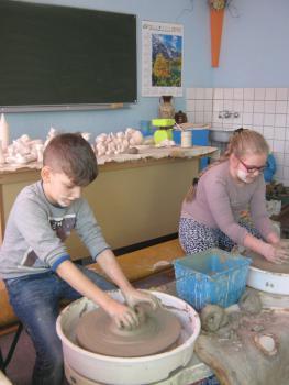 Galeria warsztaty garncarskie