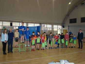Galeria XVI Turniej Tenisa Stołowego o Puchar Burmistrza Lewina Brzeskiego