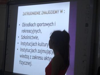 Galeria łosiów- gimnazjum