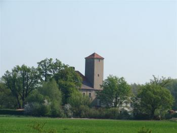 Zamek myśliwski Kantorowice
