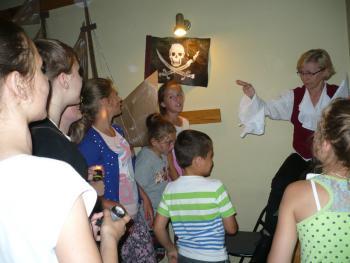 Galeria Noc piratów