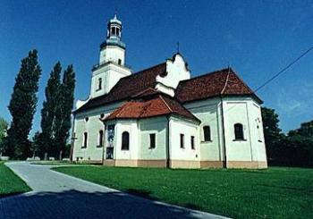 Kościół pw.św. Jana Chrzciciela w Łosiowie