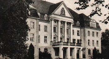 Pałac w Skorogoszczy