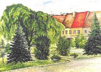 Edward PODOLSKI, Fragment Rynku