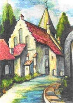 Elżbieta BOJANOWSKA, Kościół