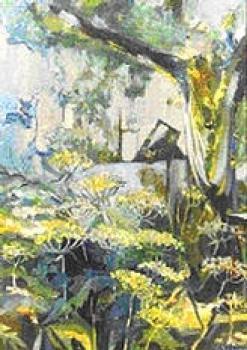 Elżbieta SOBOLEWSKA, Tajemniczy ogród