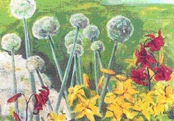 Iwona NAGIEL, Nieznany ogród