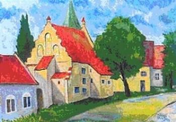 Malgorzata STAROŃ, Kościół