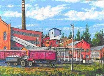 Tadeusz UFA, Słodka fabryka