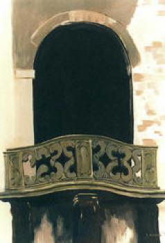 Iwona NAGIEL, Pałacowa brama