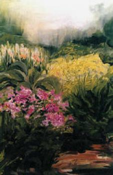 Magdalena WRÓBLEWSKA, W ogrodzie