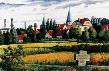 Tadeusz UFA, Panorama Lewina
