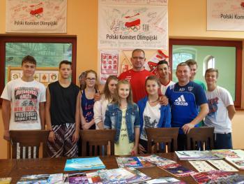 Galeria Klub olimpijczyka judo gimnazjum