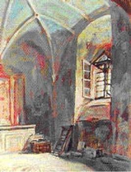 Robert TOMAK, Kościół w Lewinie I