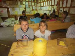 Galeria Zielona szkoła -Świetlica