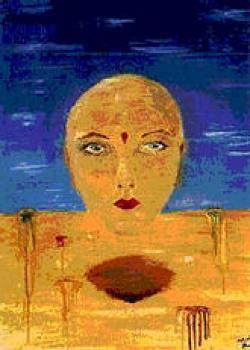 Małgorzata STAROŃ, Autoportret