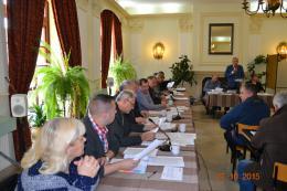 Galeria XII sesja Rady miejskiej