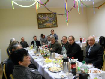 Galeria 4 - Zebranie sołtysów,31. 01. 2014