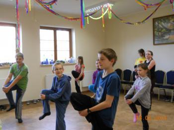 Galeria Warsztaty taneczne,17 - 22 02. 2014