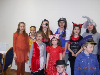 Galeria Bal przebierańców, dzieci, 22. 02. 2014