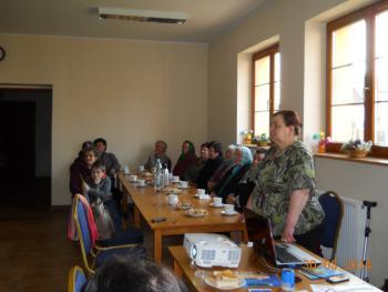 Galeria Marsz szlakiem św. Jakuba ze Skorogoszczy do Saren M., 12. 04. 2014
