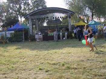 Galeria Dożynki gminne w Różynie, 06. 09. 2014
