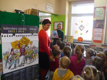 Galeria Biblioteka pełna przedszkolaków
