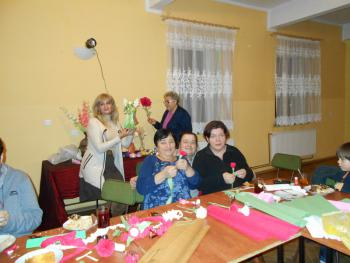 Galeria Warsztaty florystyczne we wsi Stroszowice